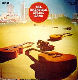 The Nashville String Band (album) - Image: Nashville String Band