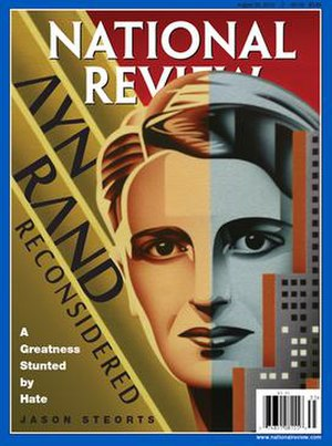 National Review - National Review cover for August 30, 2010