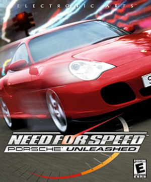 Need for Speed: Porsche Unleashed - Image: Need for Speed Porsche Unleashed Coverart