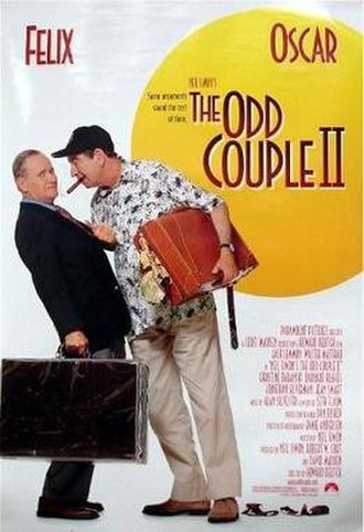 The Odd Couple II - Theatrical release poster