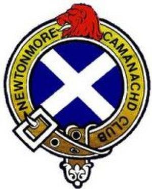 Newtonmore Camanachd Club - Image: Newtonmore Camanachd Club logo