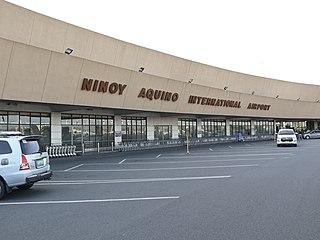 Ninoy Aquino International Airport Terminal 1 Airport terminal in Manila