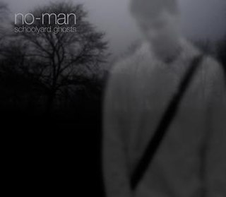 <i>Schoolyard Ghosts</i> 2008 studio album by No-Man