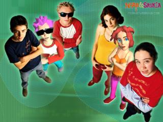 <i>Noah and Saskia</i> Australian childrens television series