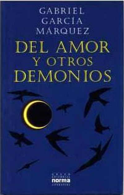 Picture of a book: Of Love And Other Demons