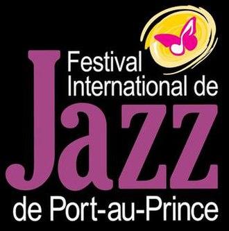 Port-au-Prince International Jazz Festival - Image: PAP Jazz Logo