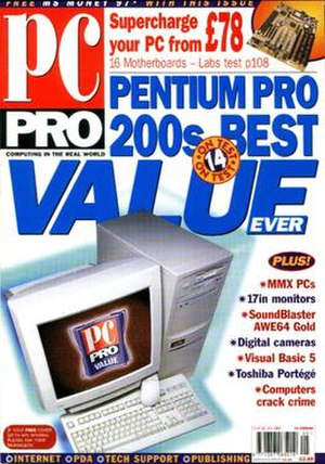 PC Pro magazine, May 1997 issue