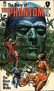 <i>Phantom</i> novels