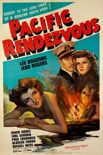 Pacific Rendezvous - Image: Pacific Rendezvous
