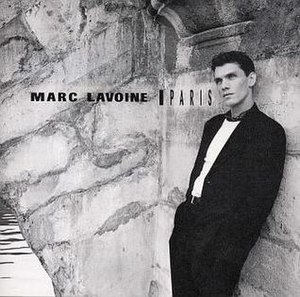 Paris (Marc Lavoine album) - Image: Paris (Marc Lavoine album)