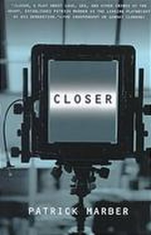 Closer (play) - Grove edition cover