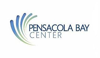 Pensacola Bay Center Arena in Florida, United States