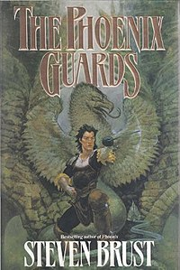 Cover of The Phoenix Guards