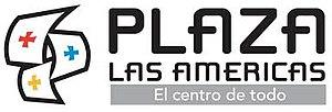 Plaza Las Américas - Image: Plaza Logo