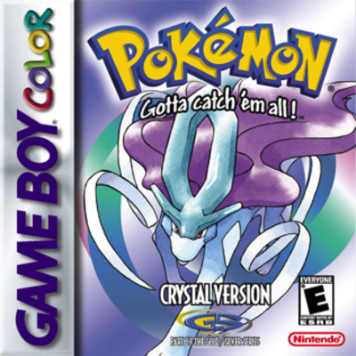 Picture of a game: Pokémon Crystal