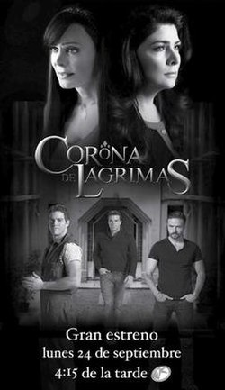 Corona de lágrimas - Wikipedia, the free encyclopedia