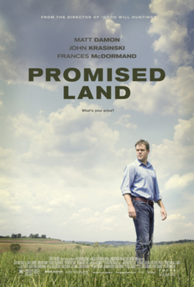 Picture of a movie: Promised Land