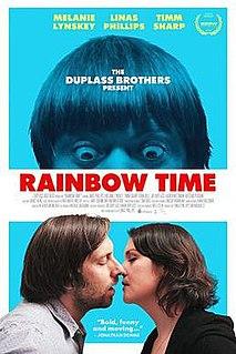 <i>Rainbow Time</i> 2016 film
