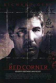 <i>Red Corner</i> 1997 American film by Jon Avnet