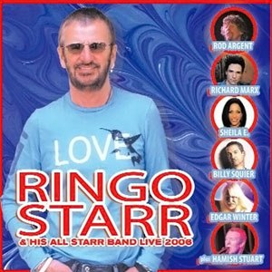 Ringo Starr & His All Starr Band Live 2006 - Image: Ringo Live 2006