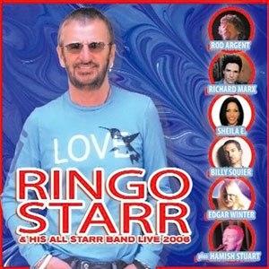 Ringo Starr & His All Starr Band Live 2006 - Image: Ringo Live 2006