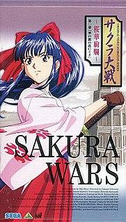 <i>Sakura Wars: The Gorgeous Blooming Cherry Blossoms</i>