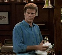 Sam Malone in the 1993 series finale