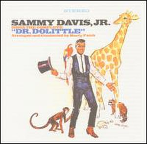 Sammy Davis Jr. Sings the Complete 'Dr. Dolittle' - Image: Sammydolittle
