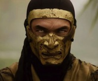 Scorpion (Mortal Kombat) - Ian Anthony Dale as Scorpion in the 2013 second season of Mortal Kombat: Legacy