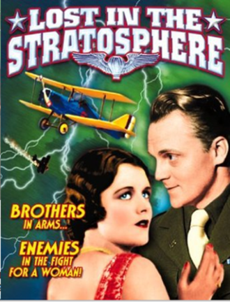 Lost in the Stratosphere - Film poster