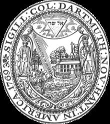 Seal of Dartmouth College - Wikipedia