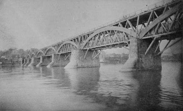 Second Potomac Aqueduct Bridge