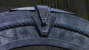 Stargate (device) - The final chevron in the series.