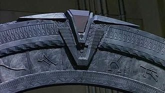 Stargate (device) - The final chevron in the series.