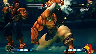 Sheng Long - Fan requests for a playable Sheng Long directly resulted in the inclusion of Gouken in Street Fighter IV.