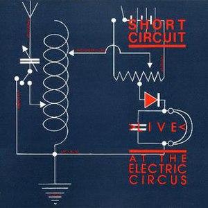 Short Circuit: Live at the Electric Circus - Image: Short Circuit LATEC
