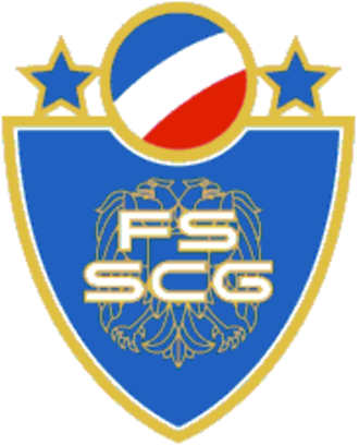 Serbia and Montenegro national football team - Image: Si CGFS Logo