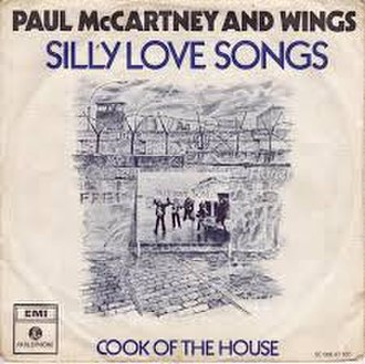 Silly Love Songs - Image: Silly Love Songs Wings (Dutch single sleeve)