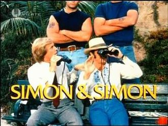 Simon & Simon - Title screen from Season 1