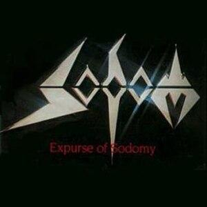 Expurse of Sodomy - Image: Sodom Expurseofsodomy