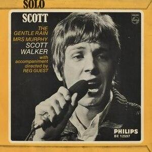 Solo John/Solo Scott - Image: Solo Scott sleeve