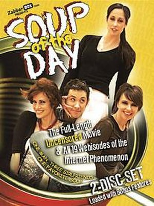 Soup of the Day - Soup of the Day DVD cover