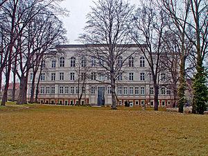 Sächsisches Landesgymnasium Sankt Afra zu Meißen -  Federal School of Saxony - Saint Afra