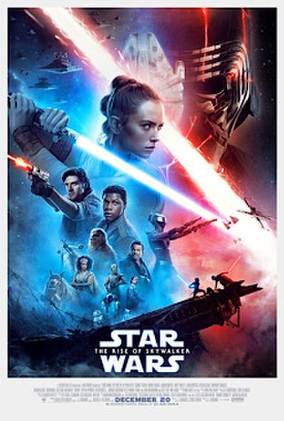 Picture of a movie: Star Wars: The Rise Of Skywalker