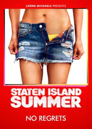 Staten Island Summer - Digital download poster