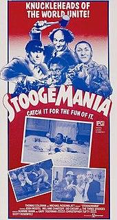 <i>Stoogemania</i> 1986 film by Chuck Workman