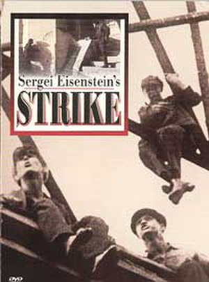 Strike (1925 film) - Cover of the DVD