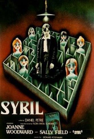Sybil (1976 film) - Release poster