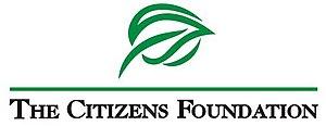 The Citizens Foundation - Image: TCF Foundation logo