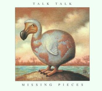 Missing Pieces (Talk Talk album) - Image: Talk Talk, Missing Pieces album cover